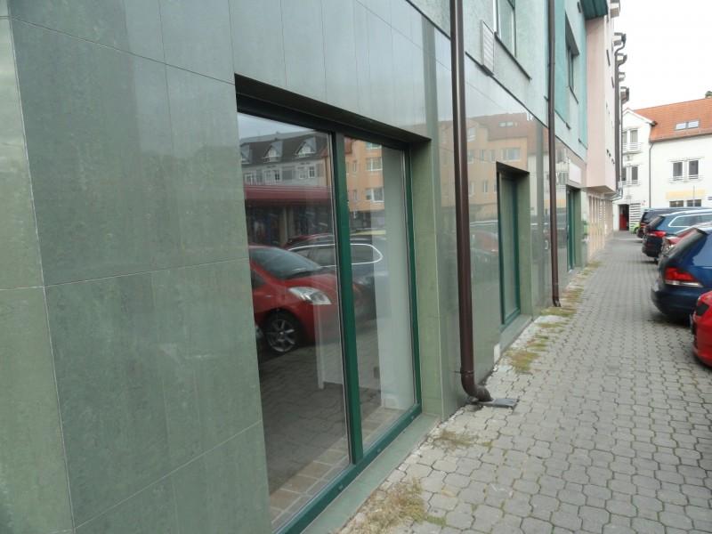 Pronájem komerčních prostor 100 m2, ulice O.