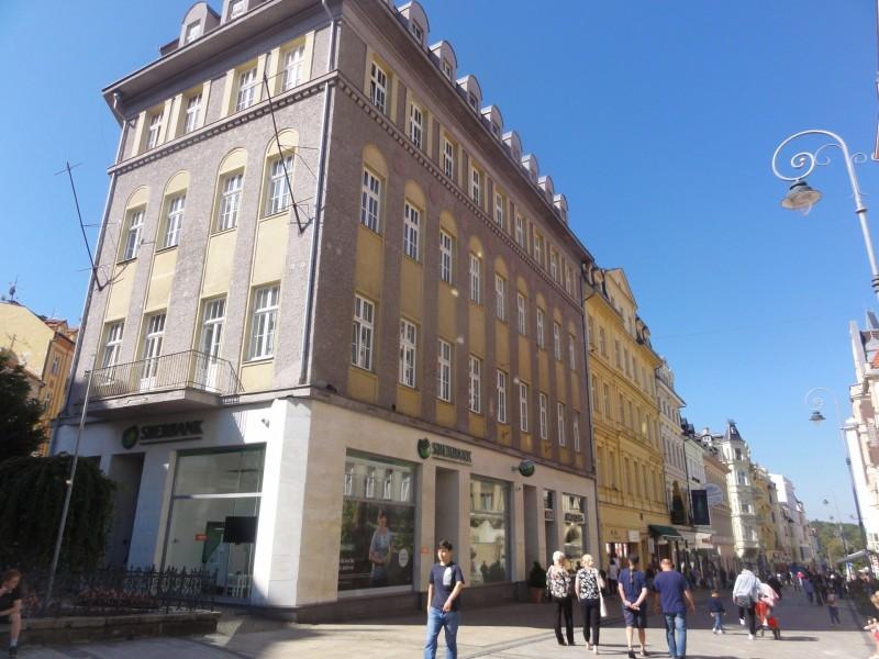 Prodej bytu 4+1, Karlovy Vary centrum