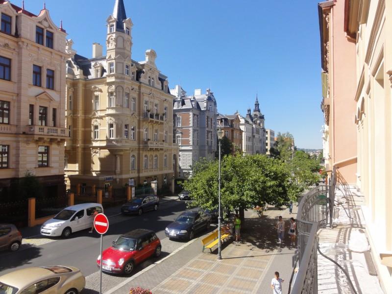 Prodej nadstandartního bytu 3+1, Karlovy Vary