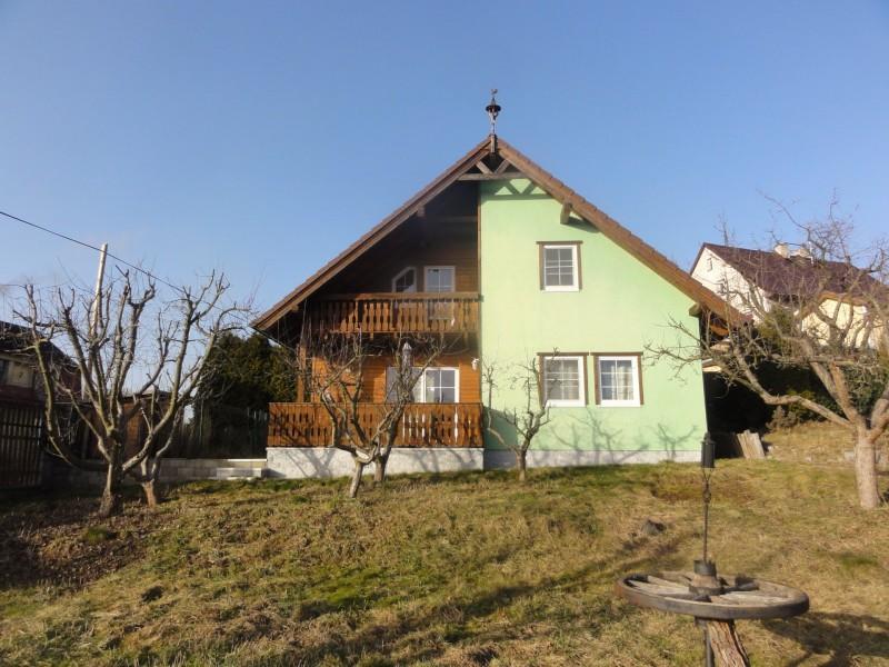 prodej rodinného domu Dalovice