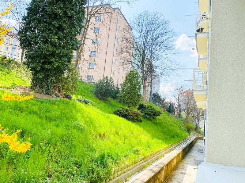 Prodej bytu 1KK -  22 m2. Praha - Nusle.