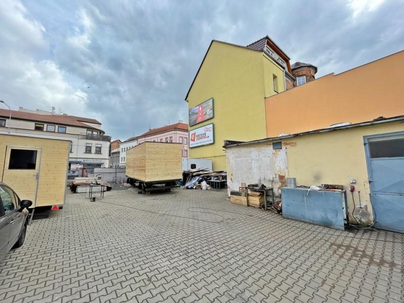 Prodej stavebního pozemku 841 m2, ulice Slovanská,