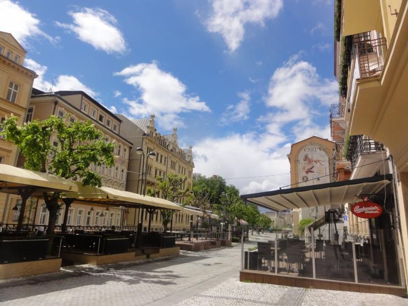 Pronájem obchodního prostoru Karlovy Vary