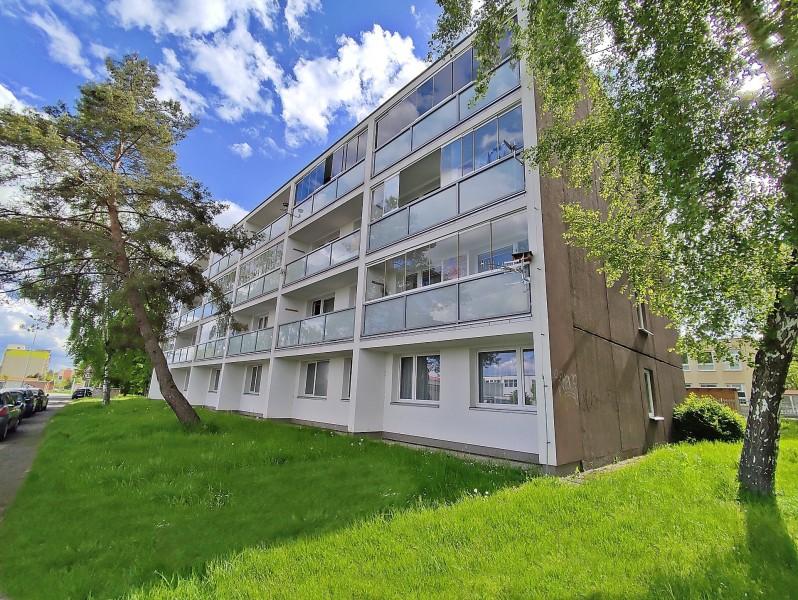 Prodej bytu 2+kk/L, 40m2, Pařížská, Kladno