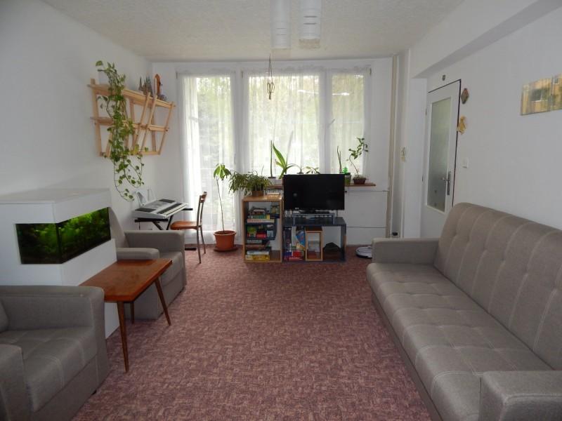Byt 3 + 1, 75 m2, 2 balkony, OV, Kladno, ulice