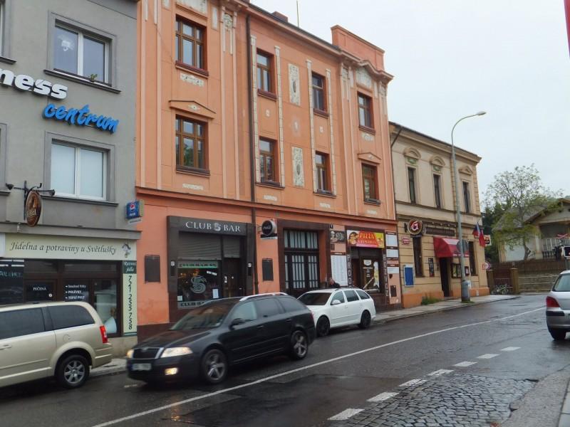 Pronájem baru 83 m2  Praha 5 Slivenecká.